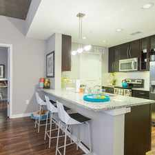 Rental info for S Lamar Blvd & Toomey Road in the Austin area