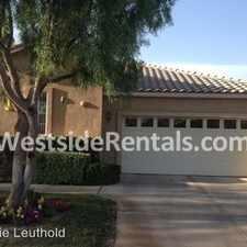 Rental info for 3 bedrooms, 2 12 Bath in the La Quinta area