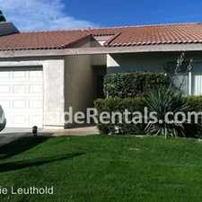 Rental info for 3 bedrooms, 2 12 Bath in the La Quinta area