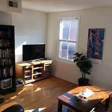 Rental info for 2007 Spruce Street #3F