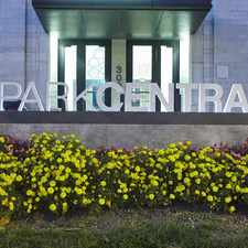 Rental info for Park Central in the Kansas City area