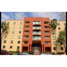 Rental info for 501 Southwest 1st Street #611