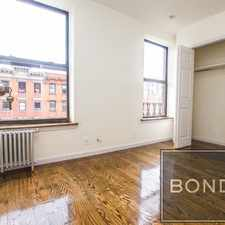 Rental info for E 10th St in the East Village area