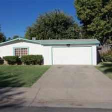 Rental info for 3 Bedroom House