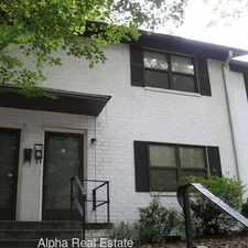 Rental info for 615 Biltmore Ave