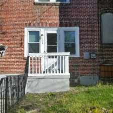 Rental info for ewly Renovated 2BR end Unit everything New - Ceramic tiles -Flooring in the Philadelphia area