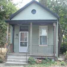 Rental info for 117 Lyon in the Cincinnati area