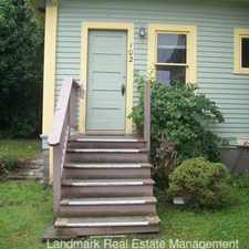 Rental info for 1318 High Street in the Sehome area
