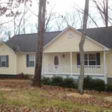 Rental info for Gainesville, GA, Hall County Rental 4 Bed 3 Baths