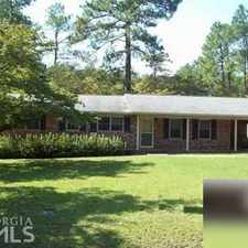 Rental info for House for rent in Statesboro. Washer/Dryer Hookups!