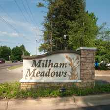Rental info for Milham Meadows Townhomes