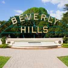 Rental info for Not in The MLS, The Flats in Beverly Hills