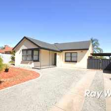 Rental info for Modern & Convenient Living! 3 Bedrooms, 1Bathroom 1 Carprk in the Adelaide area