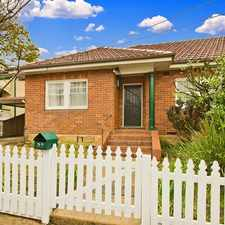 Rental info for Beautifully presented home in sought street in the Chatswood area