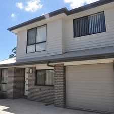 Rental info for Stylish & Impressive Living! in the North Toowoomba area