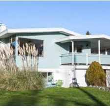 Rental info for White Rock Ocean View Home For Rent