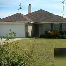 Rental info for Beautiful 3/2 home with easy access to interstate, malls, and beaches. Washer/Dryer Hookups!