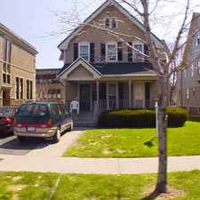 Rental info for First floor one bedroom in the East Avenue area