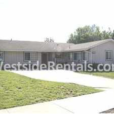 Rental info for Very Light & Airy 4 Bedroom 2 Bath Home