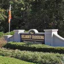 Rental info for Belmont Crossing Apartment Homes