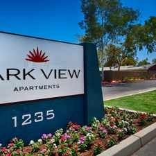Rental info for Park View Apartments in the Kiwanis Park area