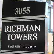 Rental info for Richman Towers