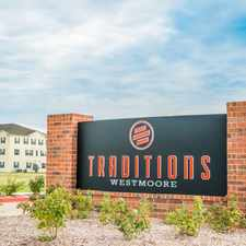 Rental info for The Traditions at Westmoore in the 73170 area