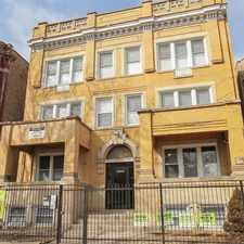 Rental info for 4820 S Michigan Ave in the Bronzeville area