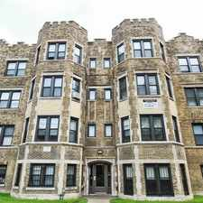 Rental info for 1748 E 71st in the Chicago area