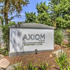 Rental info for Axiom Tustin