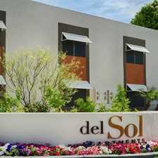 Rental info for Del Sol Apartments