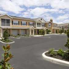 Rental info for The Estates At Heathbrook