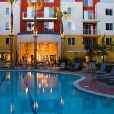Rental info for Avalon Playa Vista in the Mar Vista area