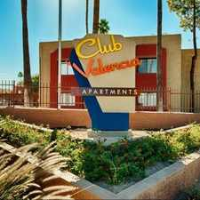 Rental info for Club Valencia