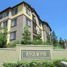 Rental info for Rockwood at the Cascades in the Granada Hills area