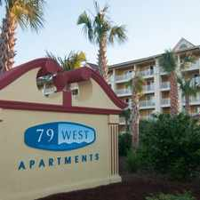 Rental info for 79 West Apartments