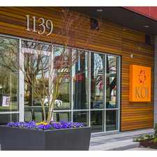 Rental info for Koi Apartments in the Ballard area