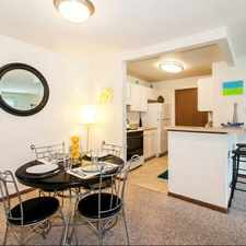 Rental info for Peppertree Villas Apartments