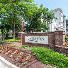 Rental info for Riverstone at Owings Mills