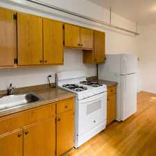 Rental info for 5415 S. Woodlawn Avenue in the Chicago area