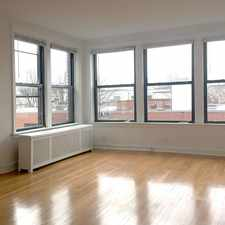 Rental info for 5337 S. Hyde Park Boulevard in the Chicago area