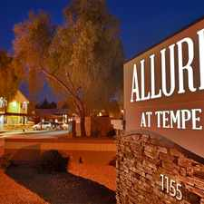 Rental info for Allure at Tempe in the Chandler area