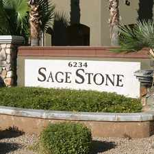 Rental info for SageStone in the Arrowhead Ranch area