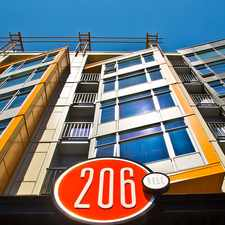 Rental info for 206 Bell Apartments