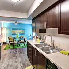 Rental info for Central Park East in the Crossroads area