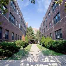 Rental info for Ellis Court in the Chicago area