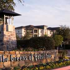 Rental info for The Greens Of Fossil Lake