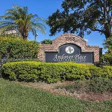Rental info for Andover Place