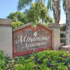 Rental info for Miramonte