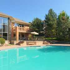 Rental info for The Bluffs at Highlands Ranch in the Littleton area